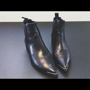 "Acne Studios ""Jensen"" chelsea boots in size 35"